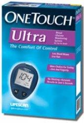 Testovací proužky One Touch Ultra Lifescan