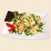 Salát těstovinový s bylinkami