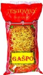 Těstoviny Gašpo