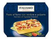 Těstoviny předvařené mražené Italiamo
