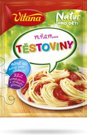 Těstoviny pro děti Natur Vitana