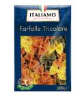 Těstoviny semolinové barevné Italiamo