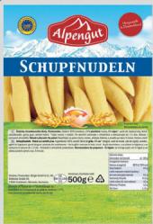 Těstoviny švábské Alpengut