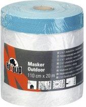 Textilní maskovací páska s fólií Roxolid