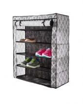 Textilní skříň na obuv Toptex