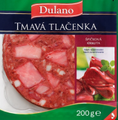 Tlačenka tmavá Dulano