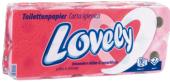 Toaletní papír 2vrstvý Lovely