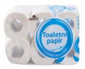 Toaletní papír 2vrstvý Albert