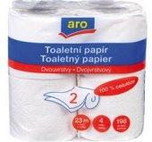 Toaletní papír 2vrstvý Aro