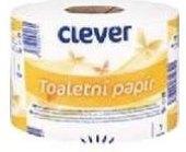 Toaletní papír 2vrstvý maxirole Clever
