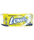 Toaletní papír 3vrstvý Lovely