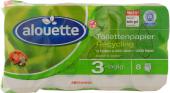Toaletní papír 3vrstvý Alouette