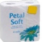 Toaletní papír 3vrstvý Petal