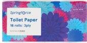 Toaletní papír 3vrstvý Springforce