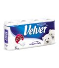Toaletní papír 3vrstvý Velvet