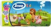Toaletní papír 3vrstvý Zewa Kids