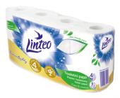 Toaletní papír 4vrstvý Linteo