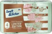 Toaletní papír 4vrstvý Sanft&Sicher