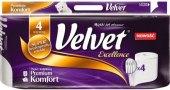 Toaletní papír 4vrstvý Velvet