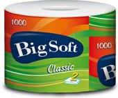 Toaletní papír 2vrstvý Classic Big Soft