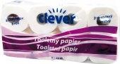 Toaletní papír 2vrstvý Clever