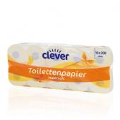 Toaletní papír 3vrstvý Clever