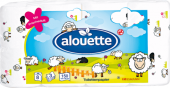 Toaletní papír dětský 3vrstvý Alouette