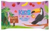 Toaletní papír dětský vlhčený Tesco Kids