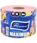 Toaletní papír Flowers Chopa