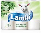 Toaletní papír 4vrstvý Lambi
