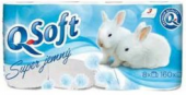 Toaletní papír Q Soft