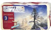 Toaletní papír 3vrstvý Sanft&Sicher
