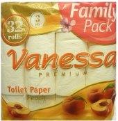 Toaletní papír Vanessa