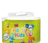Toaletní papír vlhčený dětský Happy Kids