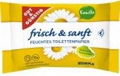 Toaletní papír vlhčený Gut&Günstig Edeka