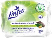 Toaletní papír vlhčený Linteo