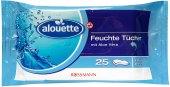 Toaletní vlhčené ubrousky Alouette