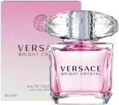 Toaletní voda dámská Bright Crystal Versace