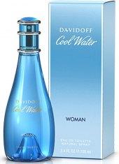 Toaletní voda dámská Cool Water Davidoff