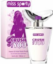Toaletní voda dámská Crush On You Miss Sporty