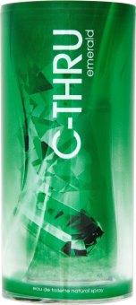 Toaletní voda dámská Emerald C-Thru
