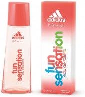 Toaletní voda dámská Fun Sensation Adidas