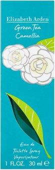 Toaletní voda dámská Green Tea Camellia Elizabeth Arden
