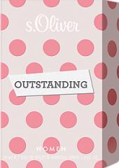 Toaletní voda dámská Outstanding s.Oliver