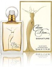 Toaletní voda dámská Signature Celine Dion