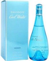 Toaletní voda dámská Woman Cool Water Davidoff
