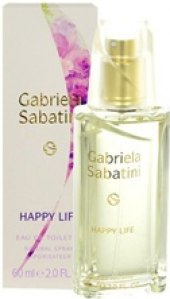 Toaletní voda Happy Life Gabriela Sabatini