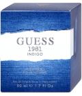 Toaletní voda pánská 1981 Indigo Guess