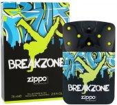 Toaletní voda pánská Breakzone For Him Zippo