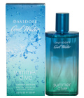 Toaletní voda pánská Cool Water Summer Dive Davidoff